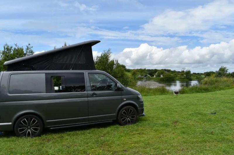 camper van insurance for self build or converted van
