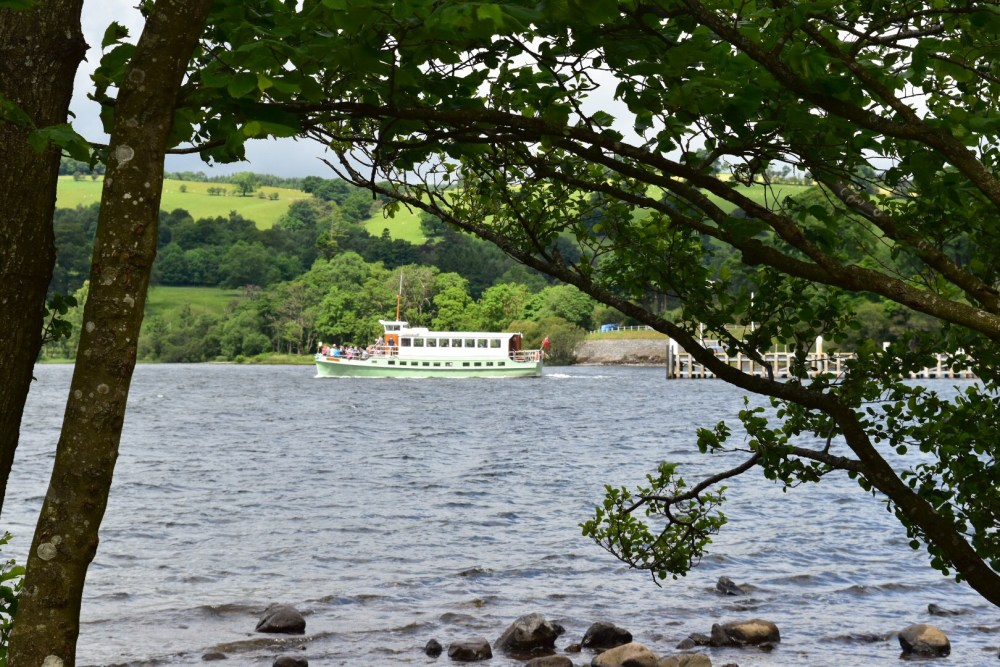 Ullswater Steamers – A Family Day Out