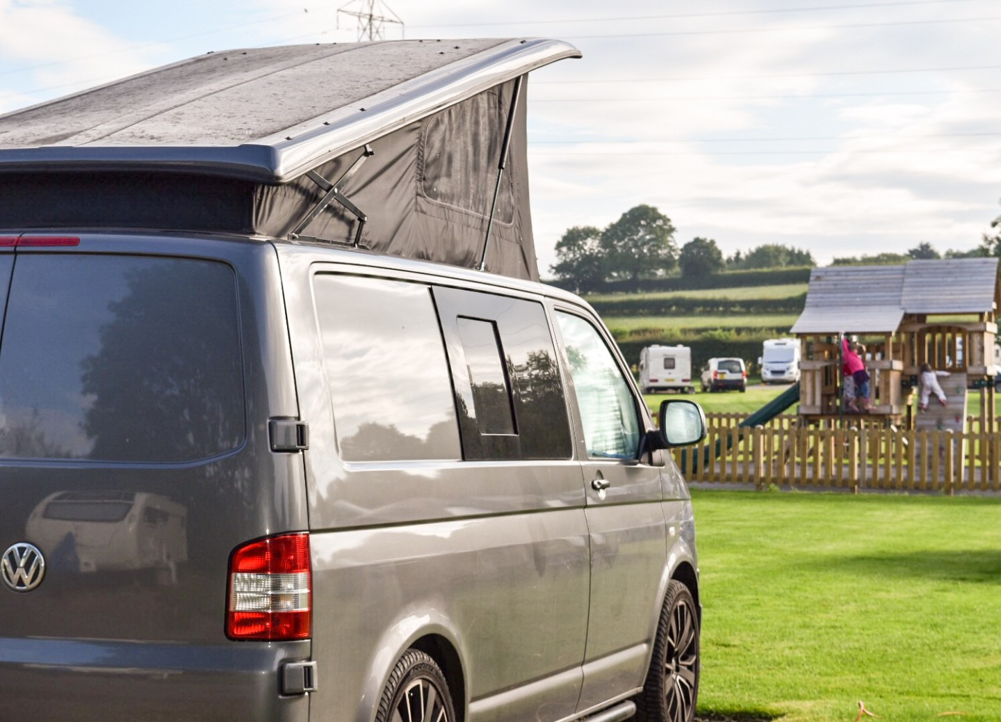 Talking about camper van insurance: Scenic insurance