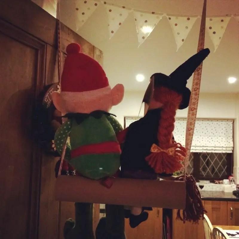 Awesome elf on the shelf ideas