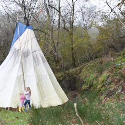 5 reasons to go glamping in Autumn and Winter