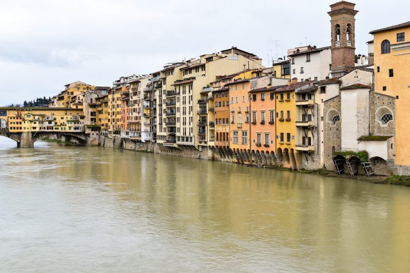 A day in Florence: Food Tour and Gelato making class