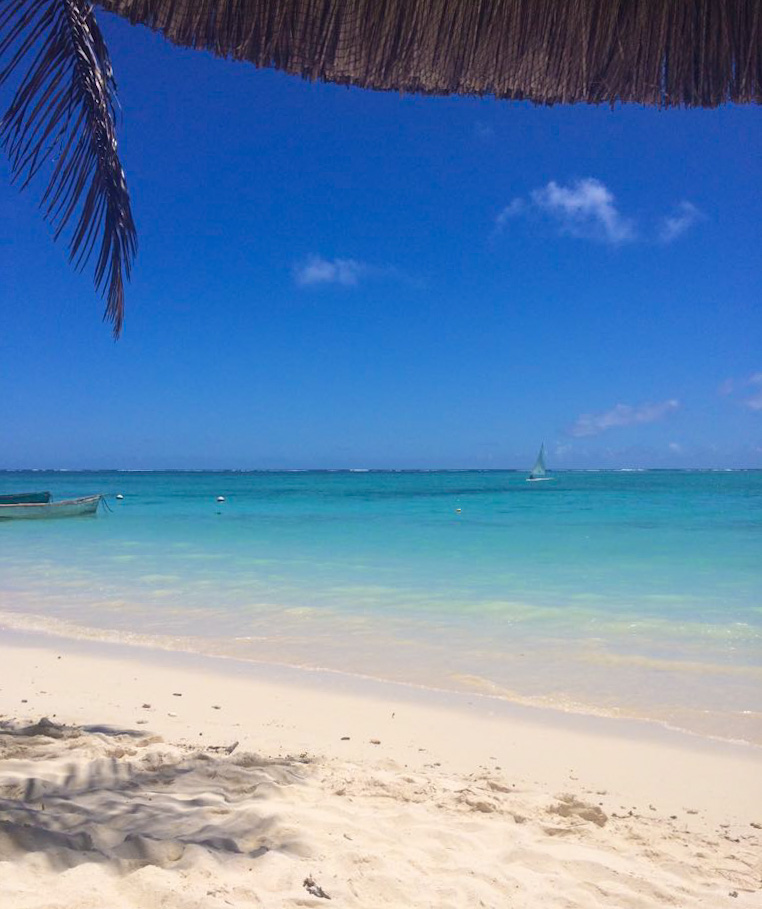 Turquoise, crystal clear waters and pristine white sands... here are five reasons why Mauritius is a great family friendly holiday destination