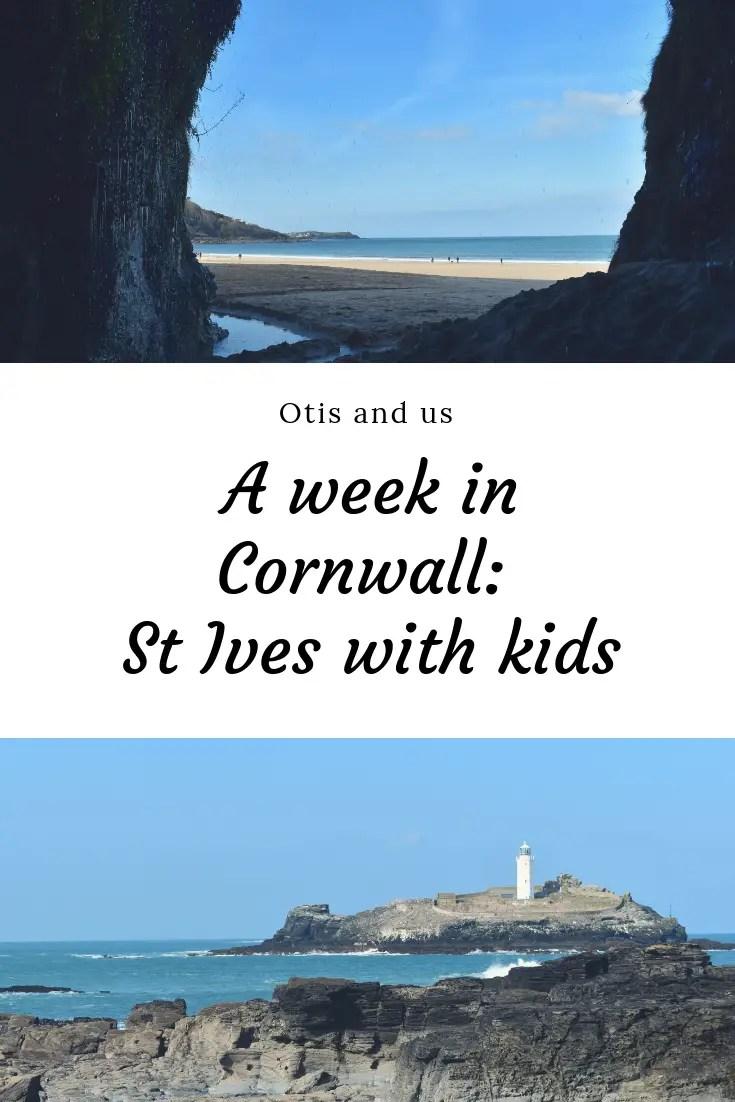 St Ives Getaway #Cornwall #StIves #familytravel