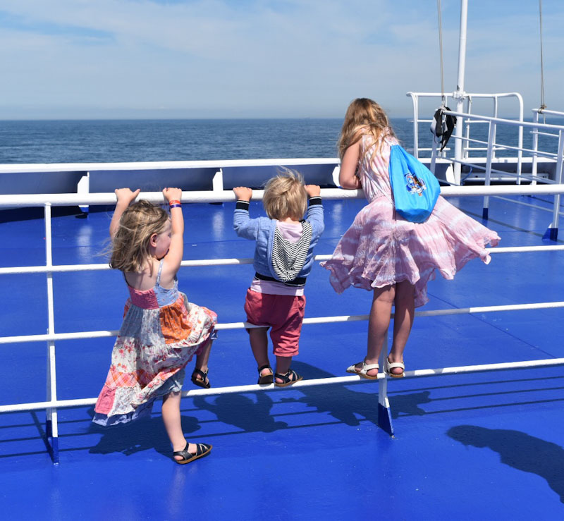 Travelling to France by Ferry
