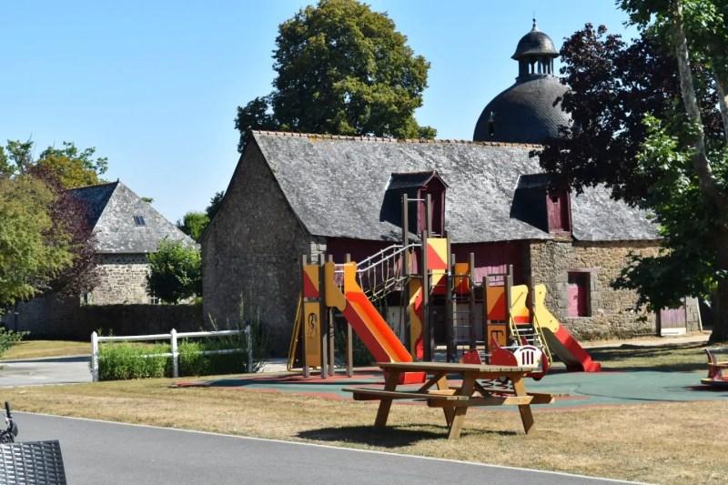 Brittany road trip Domaine du Logis