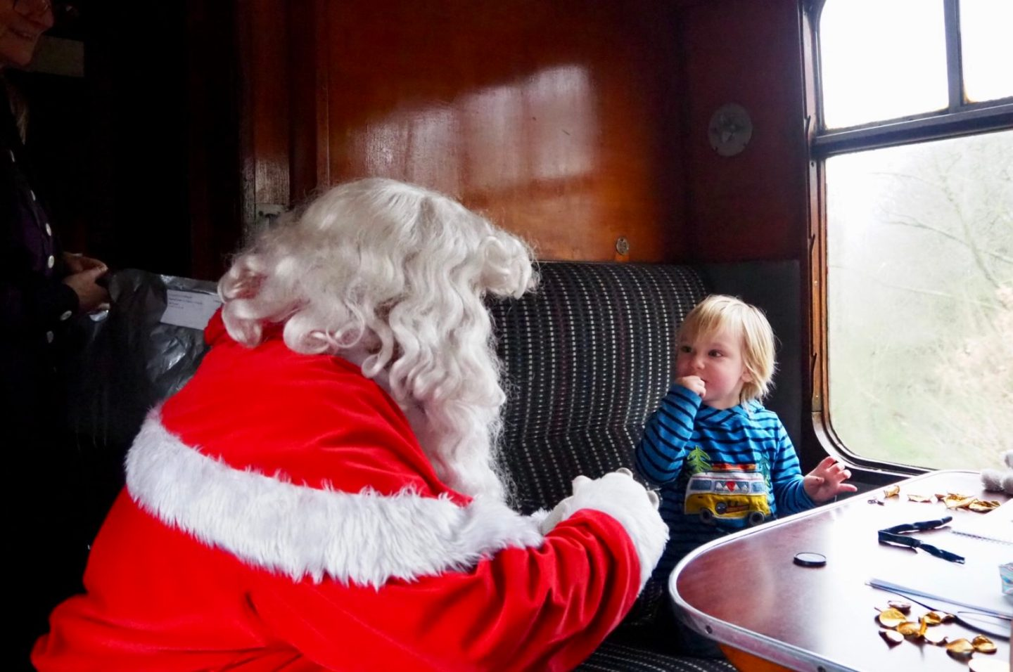 Churnet Valley Railway Santa and Steam: Review