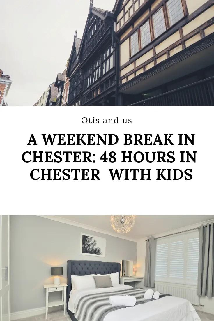 Chester with kids #Chester #familytravel #weekendbreak