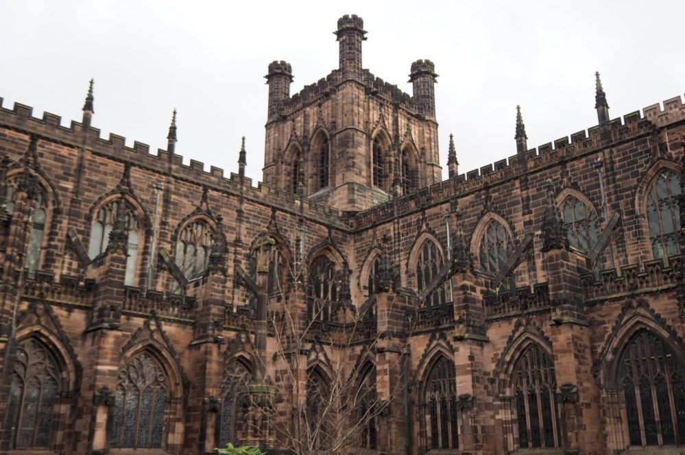 A weekend in Chester: 48 hours in Chester with kids