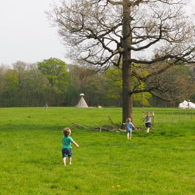 Glamping North Yorkshire: A stay in a Safari Tent at Camp Katur REVIEW