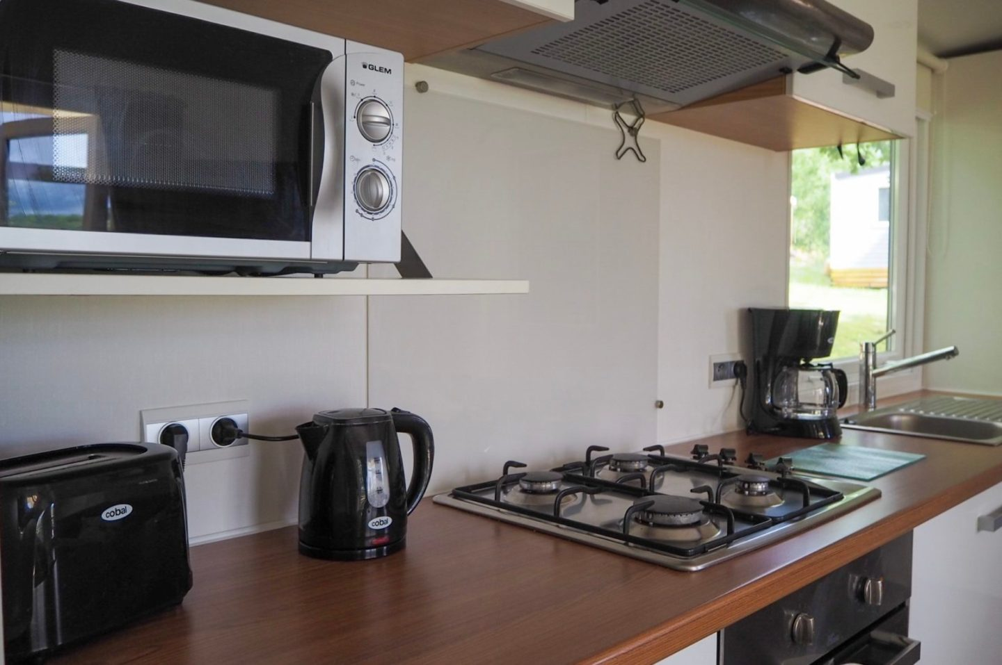Eurocamp holiday Aspect mobile home