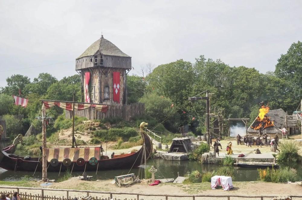 Puy du Fou Les Vikings