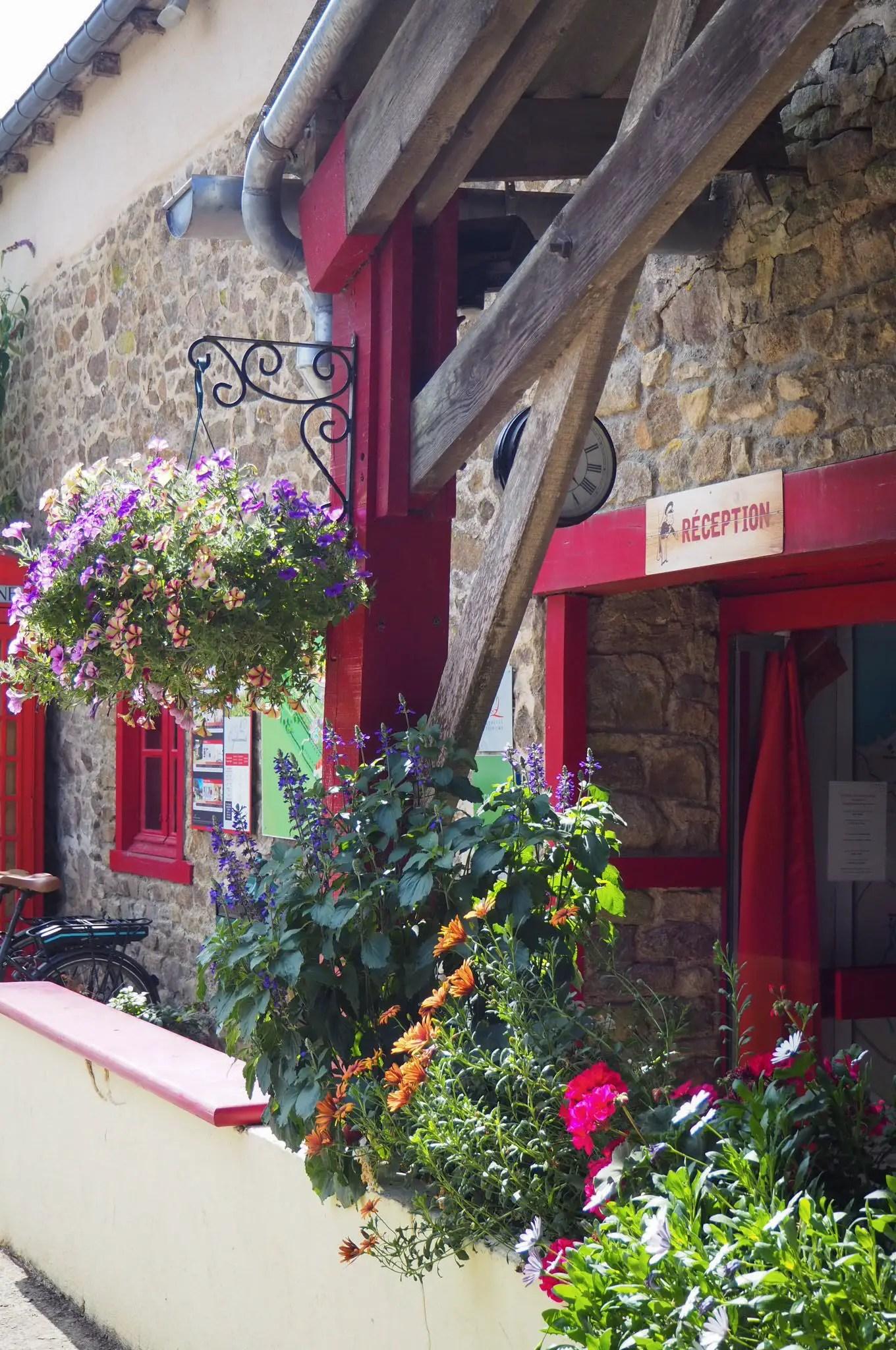 reception Domaine du Logis