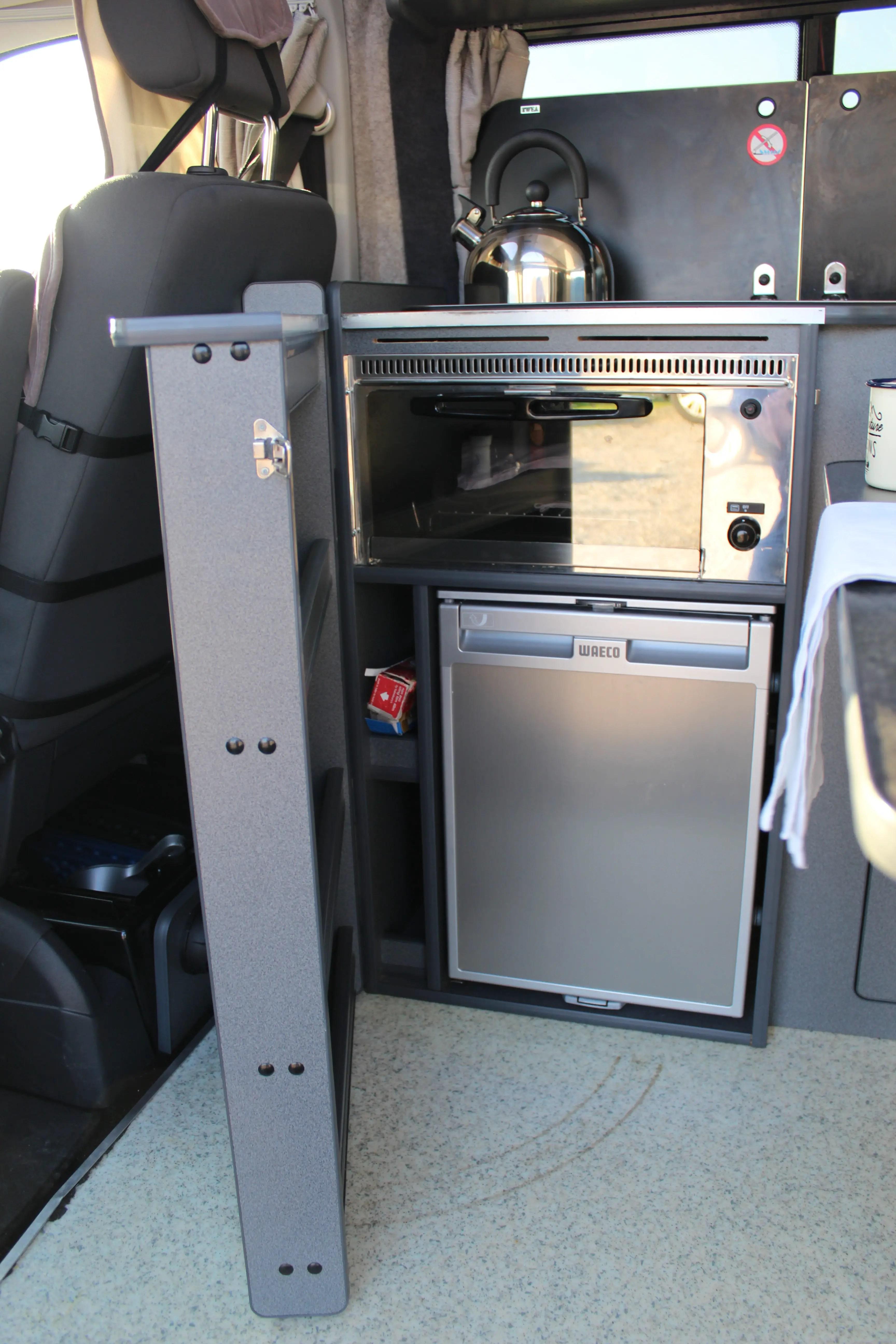 choose you interior when converting a camper van on a budget; top tips for a camper van conversion