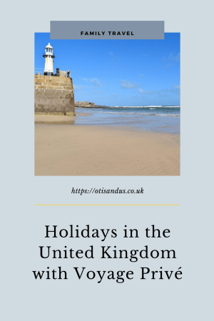 Holidays in the United Kingdom with Voyage Privé