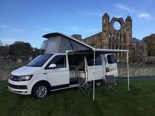 T5 campervan converison and how to  convert a van into a camper