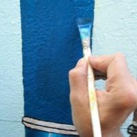 """Un proyecto para empezar el año, el mural """"Bambúes"""""""