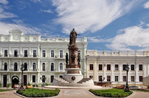 Памятник_Екатерине_в_Одессе