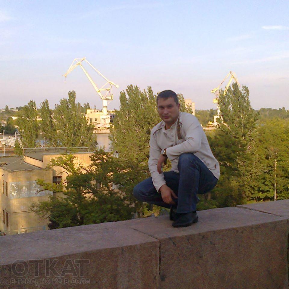 Евгений Ялышев. фото из Facebook