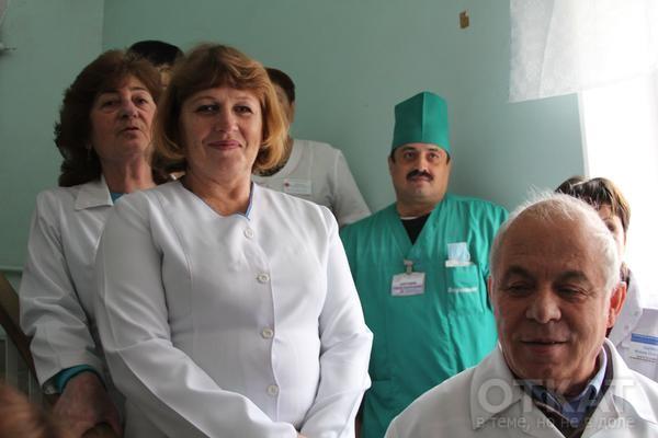 Фото коллектива больницы из открытых источников