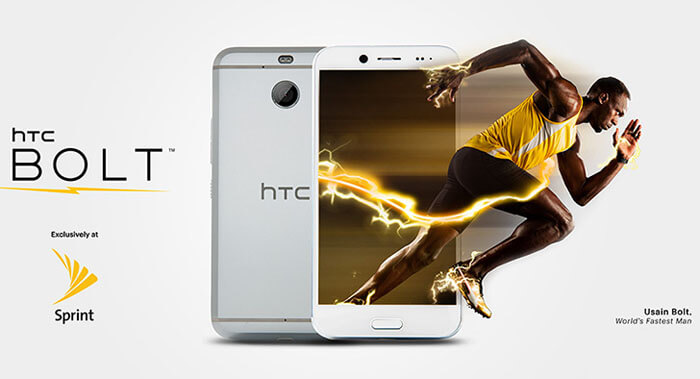 Novi HTC Bolt sa Android Nougat OS zvanično predstavljen