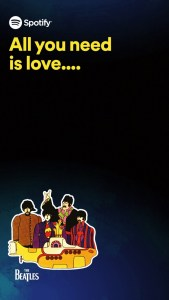 Snapchat Filters - How to Get The Beatles All You Need is Love Filter on Snapchat