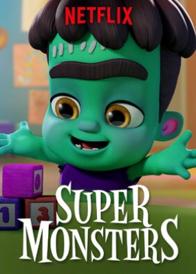 When Will Super Monsters Season 2 Be Streaming On
