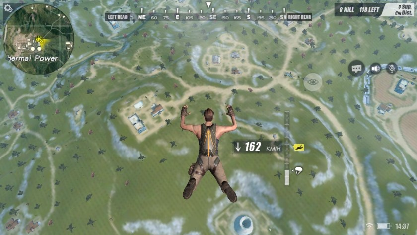How to Turn off Night Mode in Rules of Survival