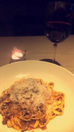 Spaghetti Bolognese from Strada