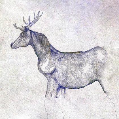 米津 馬と鹿