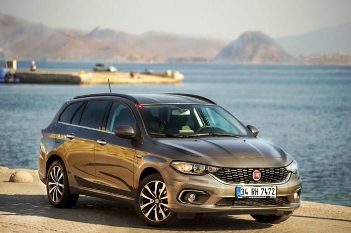 Yeni Fiat Egea'nın dikkat çeken versiyonu Station Wagon'un iddiası büyük.