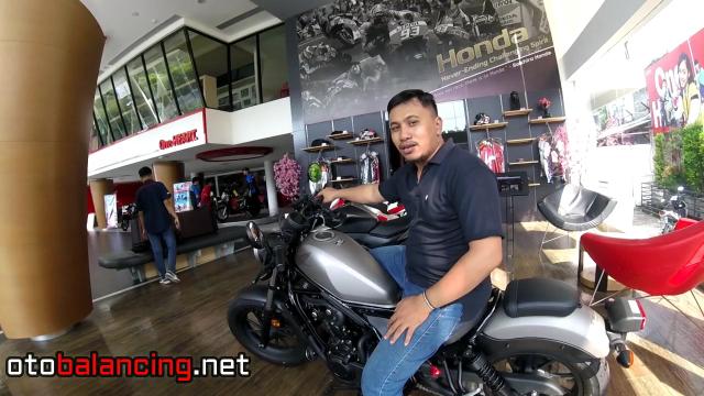Review Honda Rebel 500 cc Klasik MPM Simpang.mp4_000006706