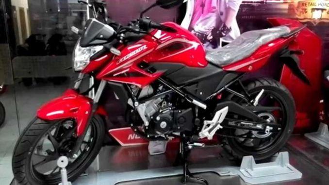 Harga All New Honda CB150R StreetFire