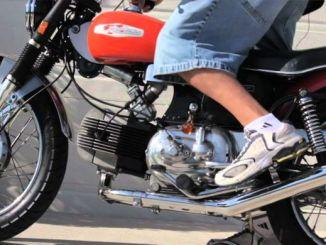 Kick Stater di Pagi Hari Mudah Hidupkan Motor