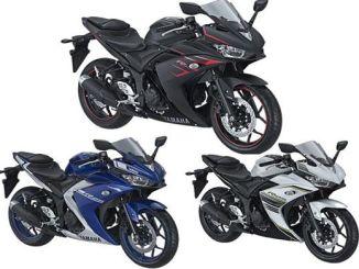 Stripping Baru Yamaha R25 2017 Yang Makin Keren