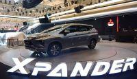 Nama resmi small MPV Mitsubishi Xpander di GIIAS 2017