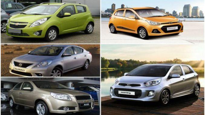 Perbedaan mobil hatchback dan city car