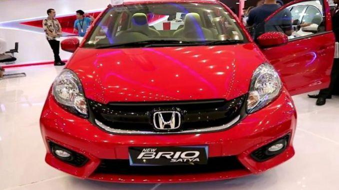 Penjualan Honda Brio Satya Mendapat Peringkat Pertama