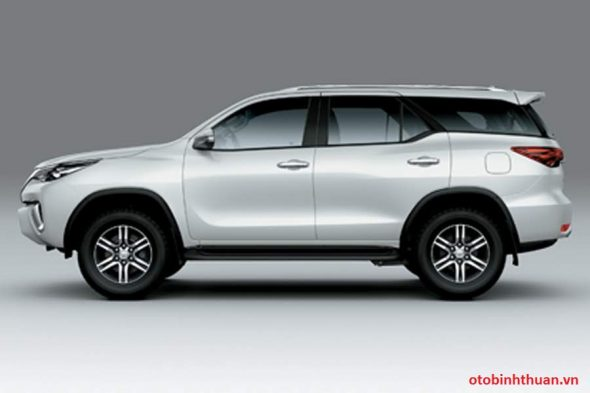 gia xe toyota fortuner
