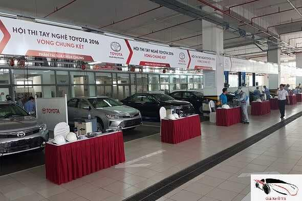 Dai Ly Toyota Quy Nhon Otobinhthuan vn
