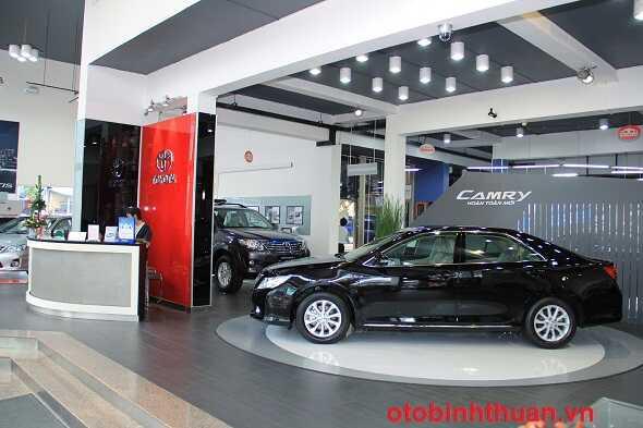 Toyota An Thanh otobinhthuanvn