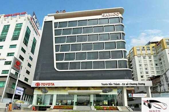 Toyota Ben Thanh chi nhanh Binh Tan otobinhthuan vn