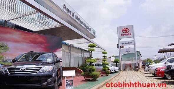 Toyota Dong Sai Gon chi nhanh Quan 2 otobinhthuan vn