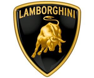 Logo hang xe Lamborghini