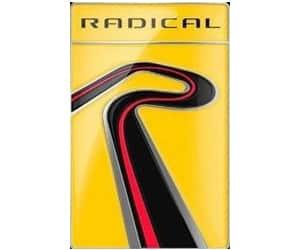 Logo hang xe Radical