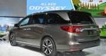Ini Tampilan Honda Odyssey Terbaru di Detroit Motor Show 2017