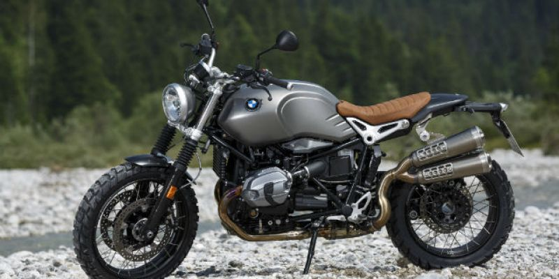 "FIRST LOOK | BMW R nineT Scrambler: ""Feel The Vibration"""