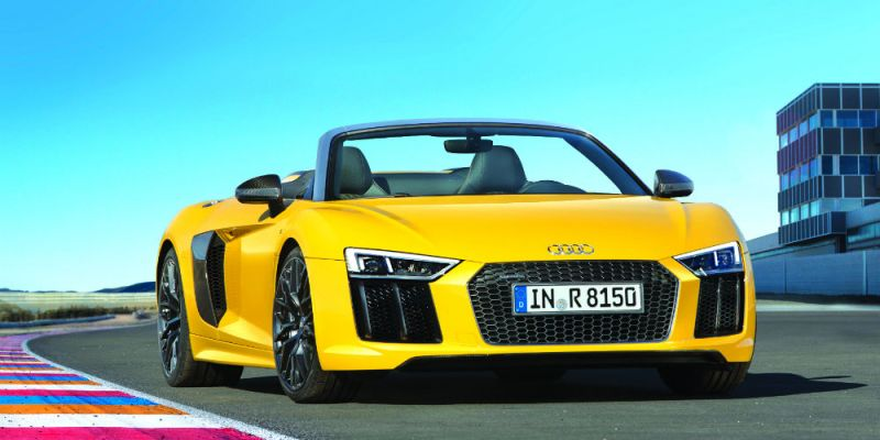 "FIRST LOOK | Audi R8 Spyder 2017: ""The Beautiful Tripper"""
