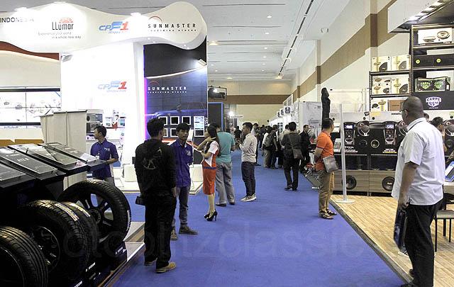 Ajang AutoPro Indonesia 2017 Resmi Dibuka