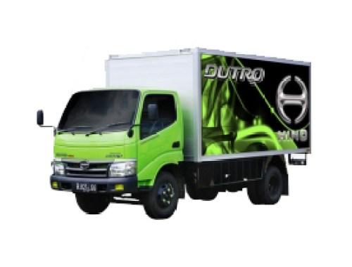 HINO Dutro 110 LD
